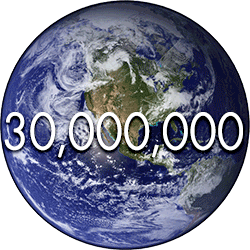 30 Million World Stats
